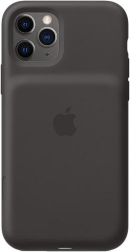 Apple iPhone 11 Pro Smart Battery Case met Draadloos Opladen Zwart Main Image
