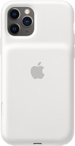 Apple iPhone 11 Pro Smart Battery Case met Draadloos Opladen Wit Main Image