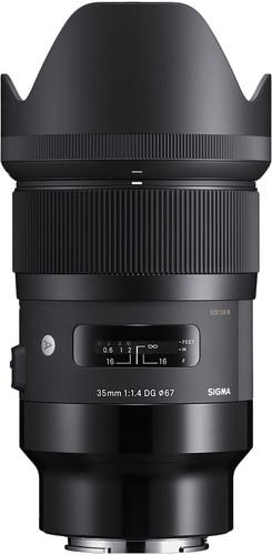 Sigma 35mm f/1.4 DG HSM Art Sony Main Image