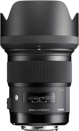 Sigma 50mm f/1.4 DG HSM Art Sony Main Image