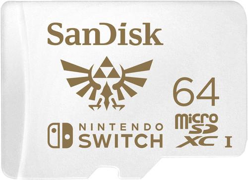 SanDisk MicroSDXC Extreme Gaming 64GB (Nintendo licensed) Main Image