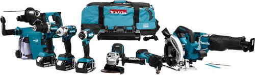 Makita DLX8026TW1 Combiset Main Image