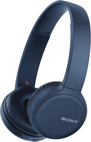 Sony WH-CH510 Blauw Main Image