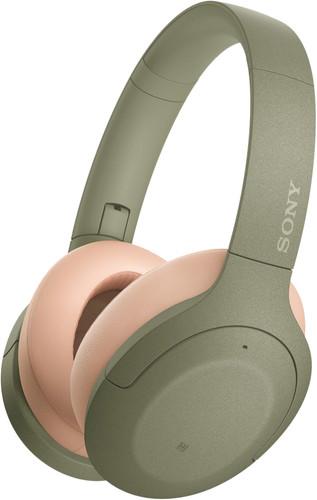 Sony WH-H910N Groen Main Image