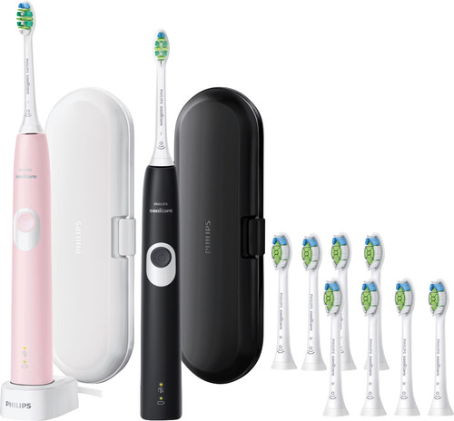 Philips Sonicare ProtectiveClean HX6800/35 + Optimal White (8 units) Main Image