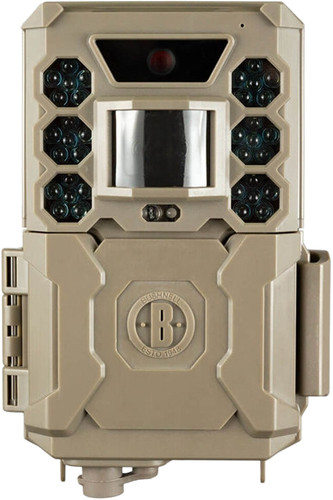 Bushnell 20MP Trophy Cam Single Core Brown Low Glow Main Image