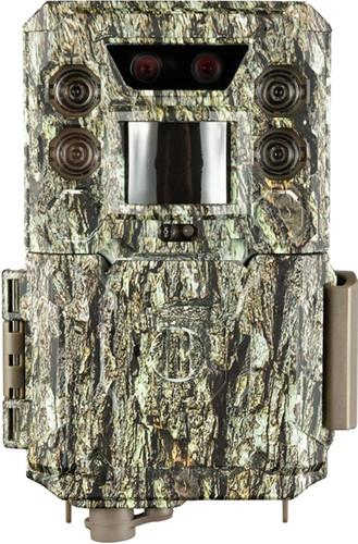 Bushnell 30MP Trophy Cam Dual Core Treebark Camo Low Glow Main Image