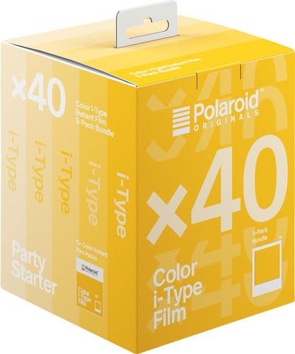 Polaroid Originals Color Instant Fotopapier i-Type Film (40 stuks) Main Image