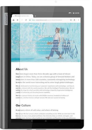 Just in Case Screenprotector Lenovo Yoga Smart Tab Glas Main Image