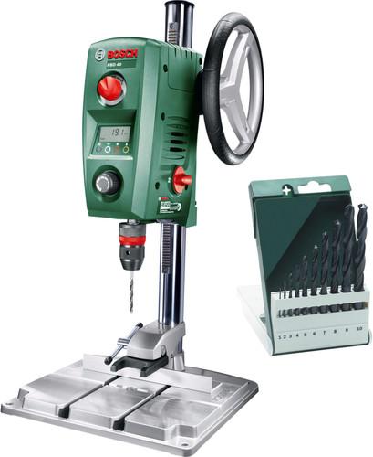 Bosch PBD 40 + 10-delige borenset metaal HSS-R Main Image