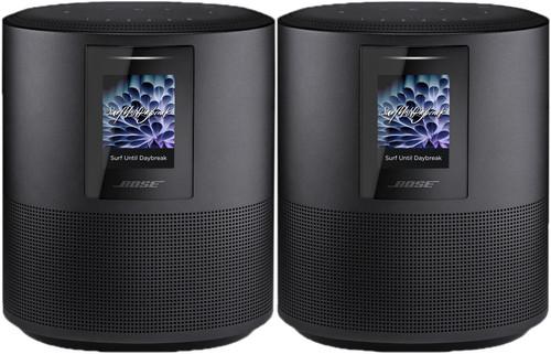 Bose Home Speaker 500 Duo Pack Black Main Image