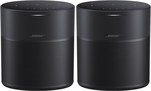 Bose Home Speaker 300 Duo Pack Black Main Image
