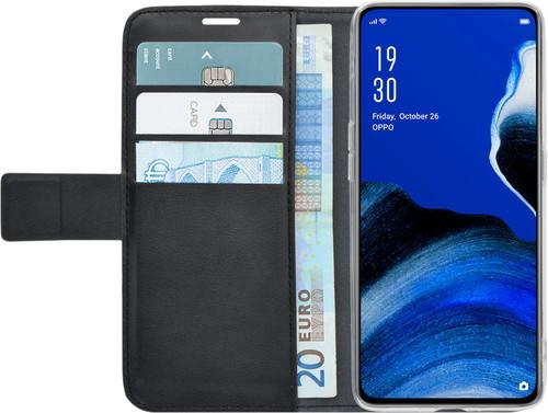 Azuri Wallet Magneet Oppo Reno 2 Book Case Zwart Main Image