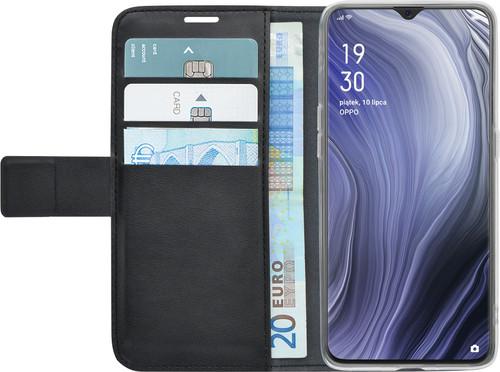 Azuri Wallet Magneet Oppo Reno Z Book Case Zwart Main Image