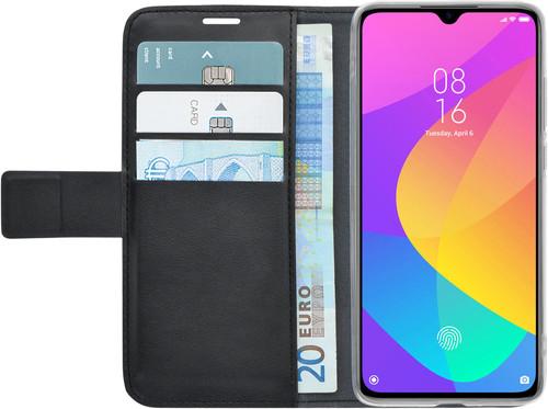 Azuri Wallet Magneet Xiaomi Mi 9 Lite Book Case Zwart Main Image