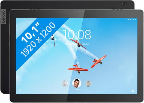 Lenovo Tab M10 4 GB 64 GB Wifi Zwart Main Image