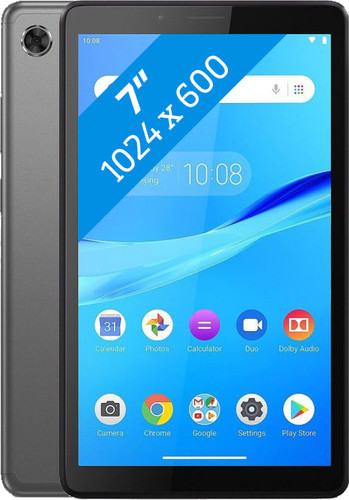 Lenovo Tab M7 16 GB  Wifi Zwart Main Image