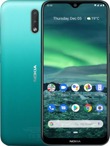 Nokia 2.3 Groenblauw Main Image