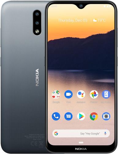 Nokia 2.3 Grijs Main Image