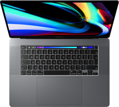 Apple MacBook Pro 16 inches (2019) 2.4GHz i9 16GB/1TB 5300M Main Image