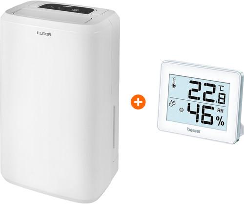Eurom Drybest 10 + Hygrometer Main Image