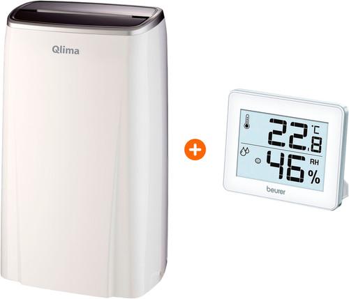 Qlima D620 + Hygrometer Main Image