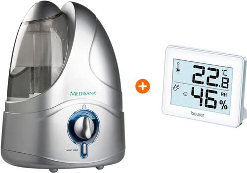 Medisana UHW + Hygrometer Main Image