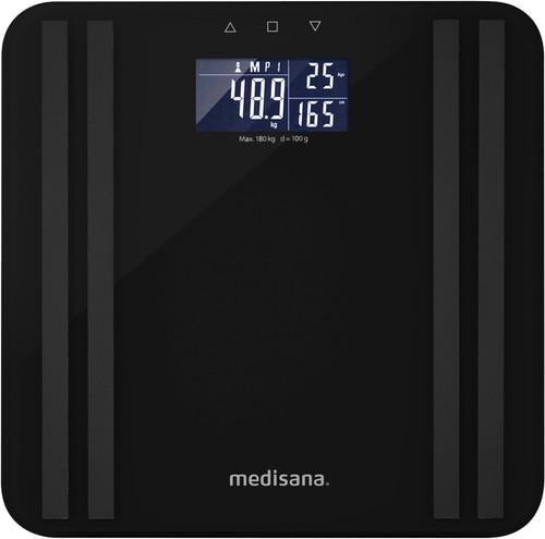 Medisana BS 465 Black Main Image