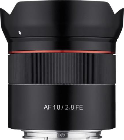 Samyang 18mm f/2.8 AF Sony FE Main Image