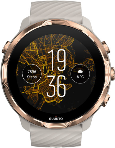 Suunto 7 Rose Gold/Beige Main Image
