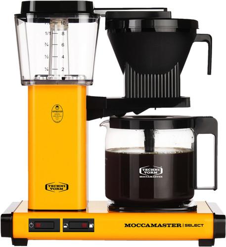 Moccamaster KBG Select Yellow Main Image