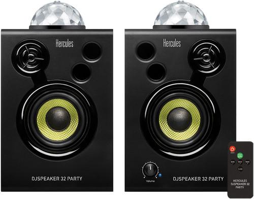 Hercules DJSpeaker 32 Party Duo Pack Main Image