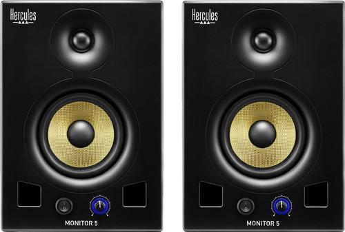 Hercules Monitor 5 Duo Pack Main Image