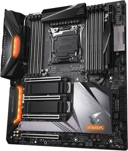 Gigabyte X299X Aorus Master Main Image