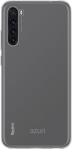 Azuri Xiaomi Redmi Note 8 TPU Back Cover Transparant Main Image