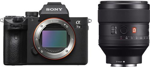Sony A7 III Body + FE 85mm GM Main Image