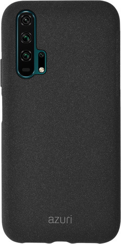 Azuri Flexible Sand Honor 20 Pro Back Cover Zwart Main Image