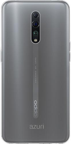 Azuri TPU OPPO Reno Z Back Cover Transparant Main Image