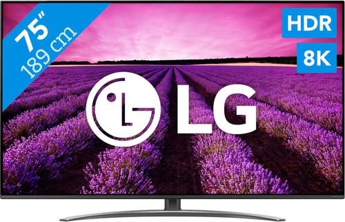 LG 75SM9900PLA Main Image
