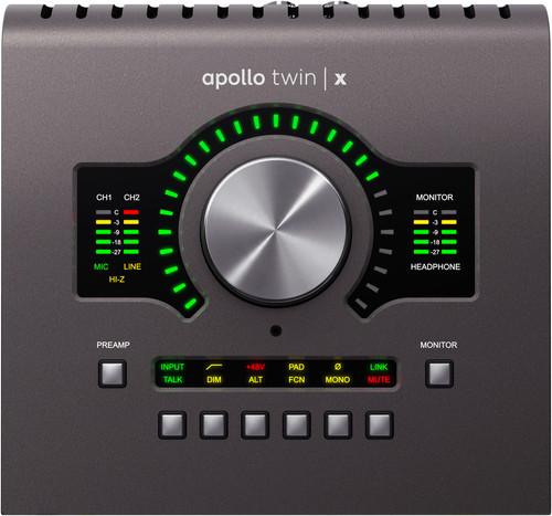 Universal Audio Apollo Twin X QUAD Main Image