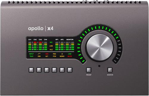 Universal Audio Apollo x4 Main Image