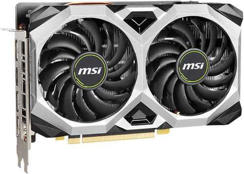 MSI GeForce GTX 1660 SUPER VENTUS XS OC Main Image
