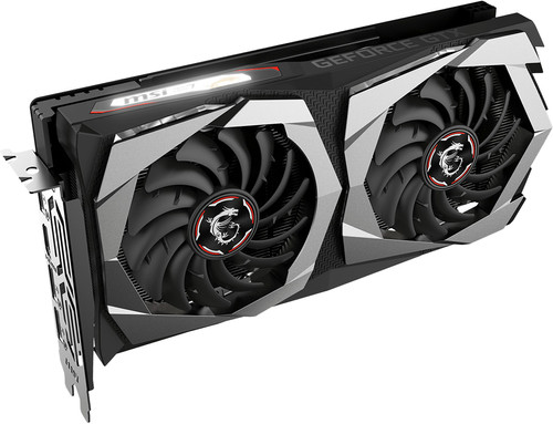 MSI GeForce GTX 1650 SUPER GAMING X Main Image