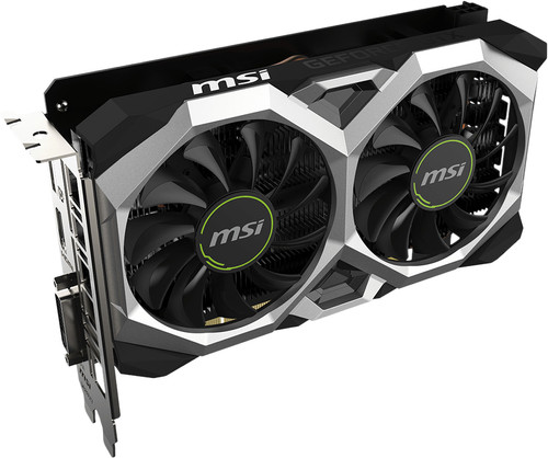 MSI GeForce GTX 1650 SUPER VENTUS XS OC Main Image