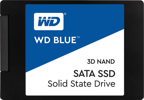 WD Blue 3D NAND 2,5 inch 4TB Main Image