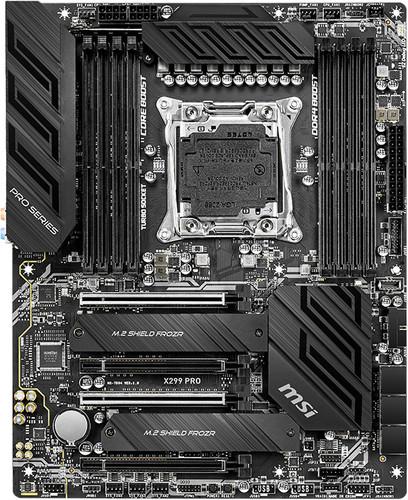 MSI X299 PRO Main Image