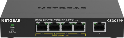 Netgear GS305PP Main Image