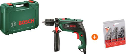 Bosch EasyImpact 550 + Kreator Borenset Metaal/Steen/Hout 16-delig Main Image