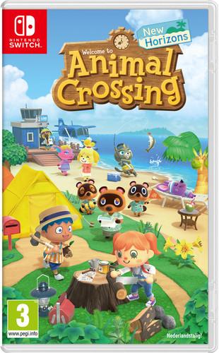 Animal Crossing New Horizons Main Image