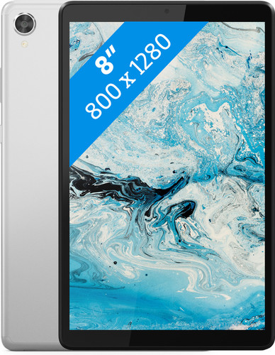 Lenovo Tab M8 2GB 32GB Wifi Licht Grijs Main Image